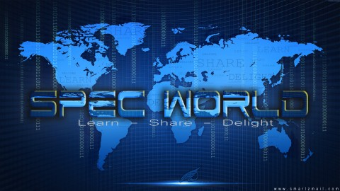 Welcome to Specworld