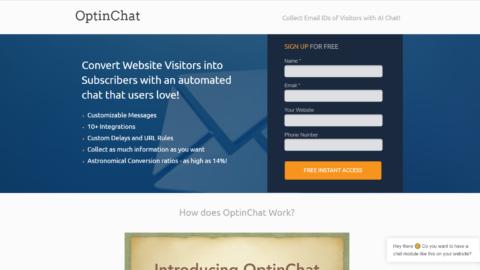 How to configure OptinChat on your Website